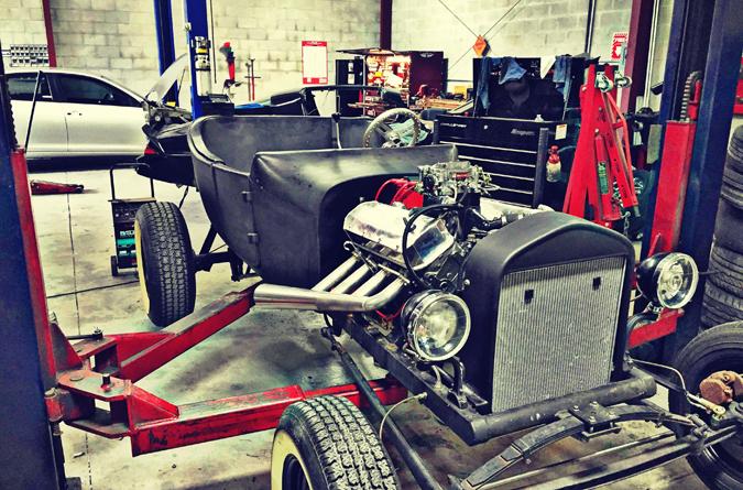 Auto Garage Insurance Florida