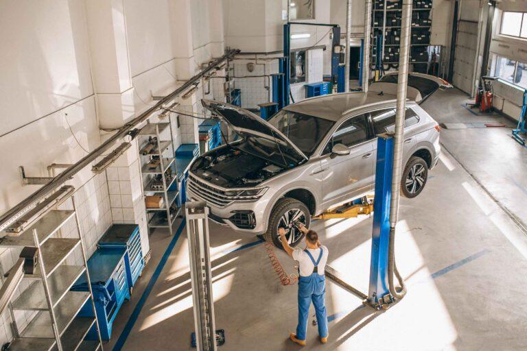 Auto Garage Insurance